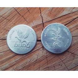 """Kalta vara monēta """"Salacgrīvas novads 2017"""""""