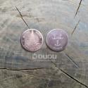 """Kalta vara monēta """"Ziemassvētki / Salacgrīvas novads"""""""