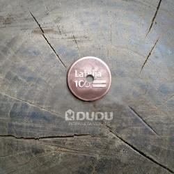 """Kalta vara monēta """"Latvija 100"""""""