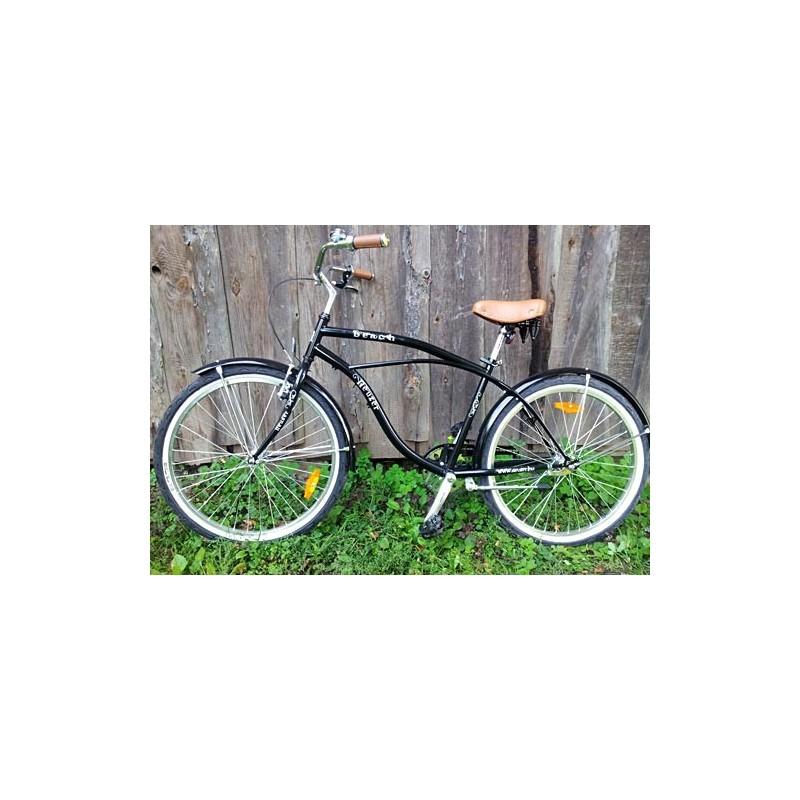 Iznomā Beach tipa velosipēdu