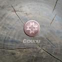 """Kalta vara monēta """"Latvju zīme Auseklis"""""""