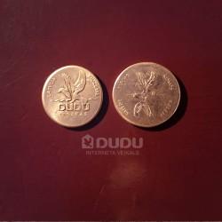 """Copper coin """"DUDU ligzdas"""""""