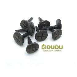 Kaltas dzelzs naglas jeb kņopes