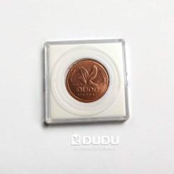 Monētu kapsula dažādiem diamtriem