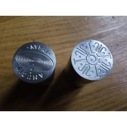 Klišeja monētai (Ø25mm)