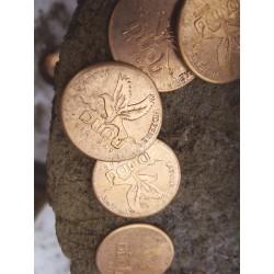 Monētu kalšana pasākumā